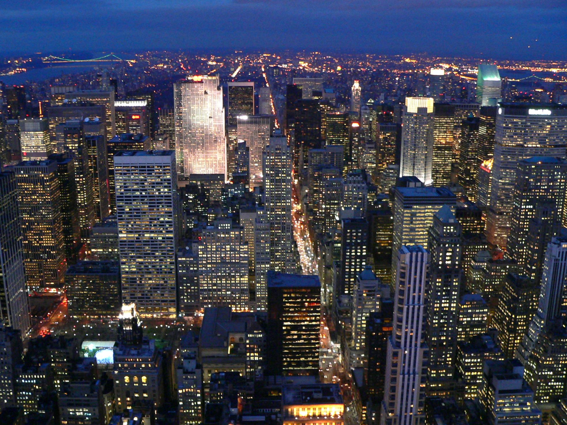 Empire State Building De Bas