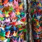Les grues de papier d'Hiroshima