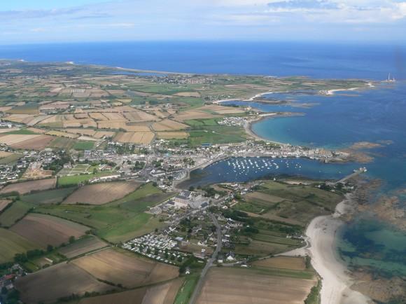 Barfleur et la pointe nord-est du Cotentin