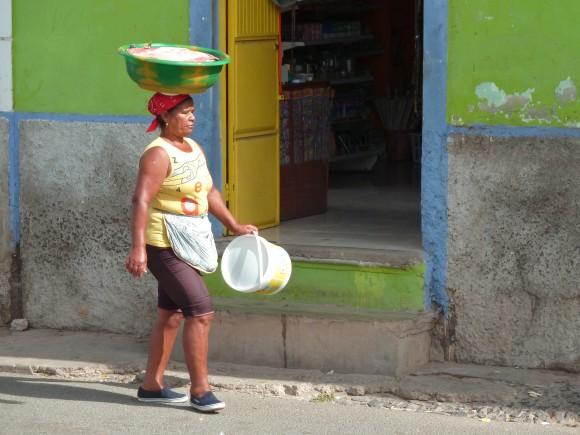 Mindelo au Cap-Vert