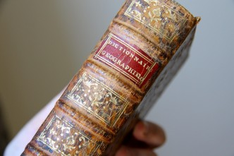 Dictionnaire géographique-portatif, édition 1789