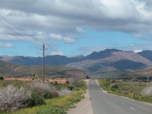 Little Karoo, Afrique du Sud