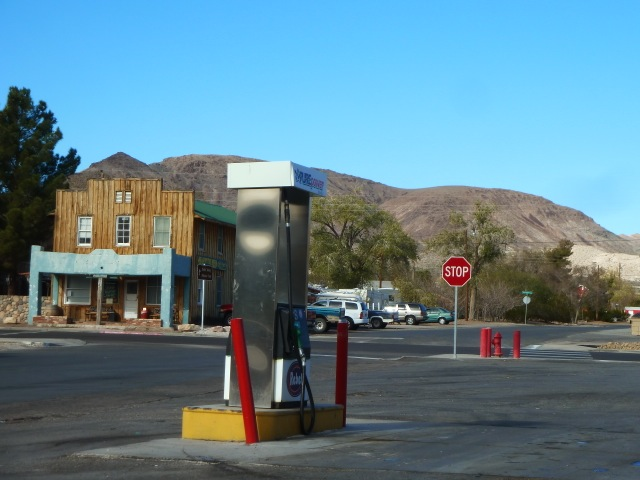 Beatty, Nevada.
