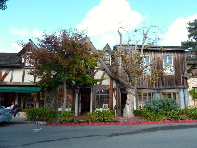 Carmel, sur la côte californienne.