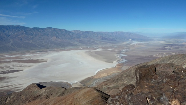 Death Valley. Dante's view.