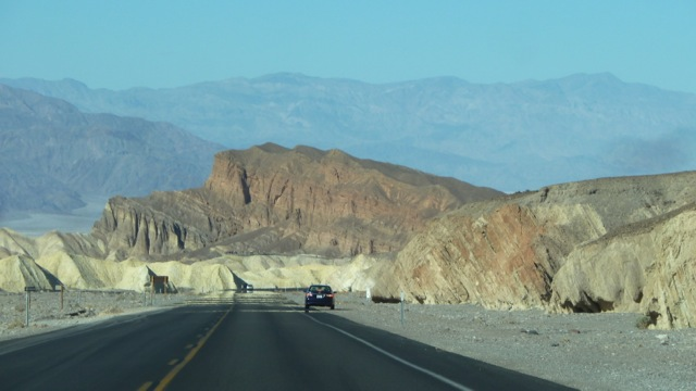 Death Valley, novembre 2012.