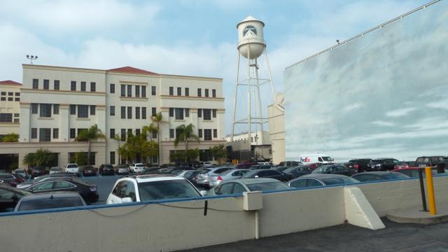 Studios de la Paramount.