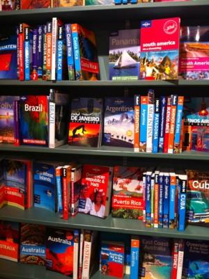 Guides de voyage.