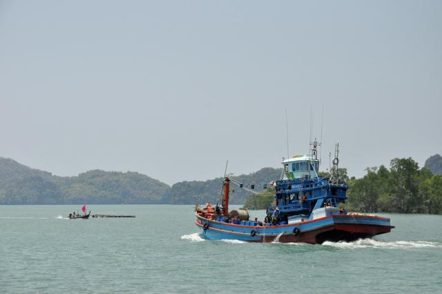 Pak Bara, Thaïlande.