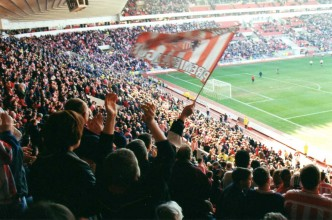Le Stadium of Light, à Sunderland.