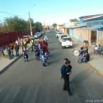 De Santiago à San Pedro de Atacama. Chili.