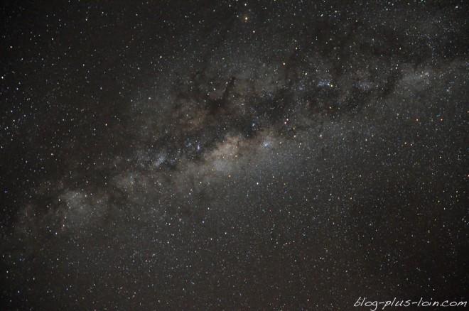 Ciel étoilé d'Atacama