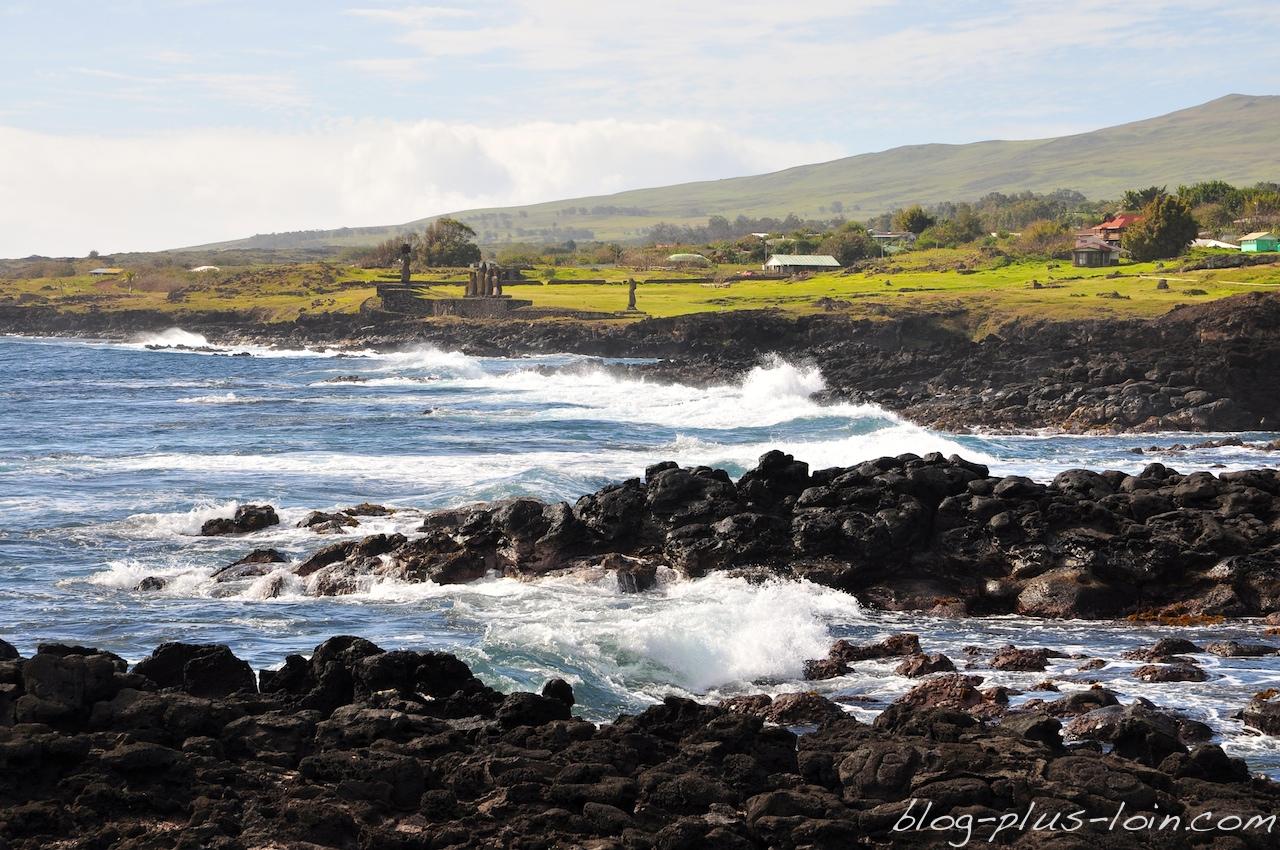 Rapa Nui. Île de Pâques 2013.