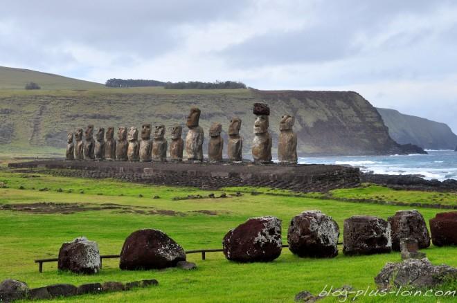 Rapa Nui. Île de Pâques 3013.