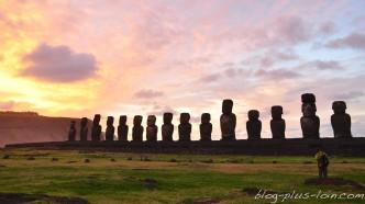 Rapa Nui. Île de Pâques.