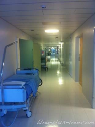 Hôpital d'Oulu.