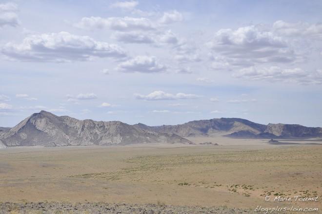 Mongolie : le mont Zorgol, qui est sacré