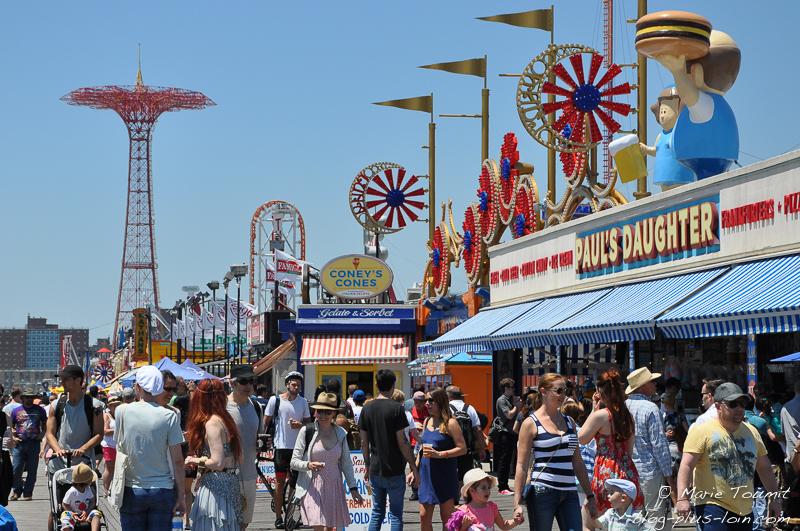 Coney Island Restaurants Nyc
